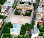 Архитектурный ансамбль центральной площади Белгорода (1)*