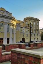 Архитектурный ансамбль центральной площади Белгорода (2)*