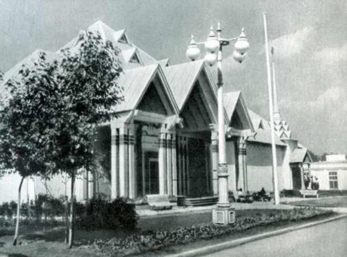 По страницам «Белгородской правды». В Москву на выставку. 1939-40 гг.