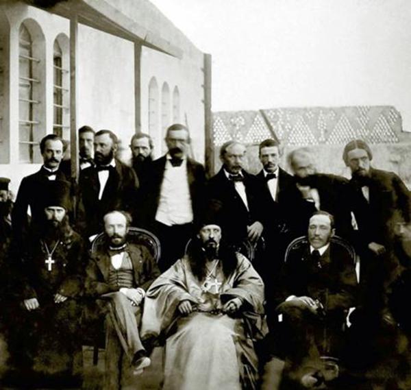 Первый русский консул в Иерусалиме