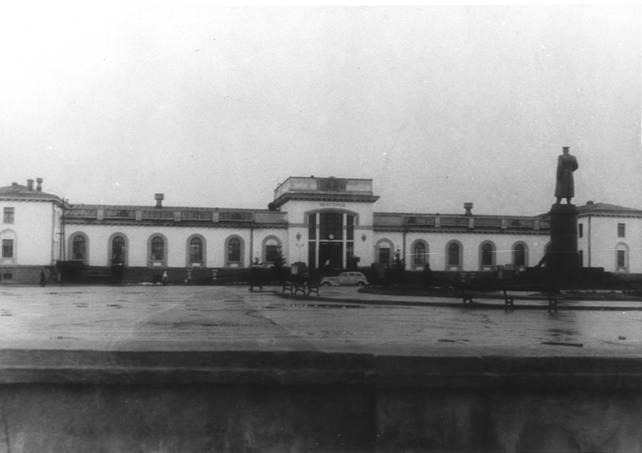 Фото Белгорода из архива Константина Битюгина.