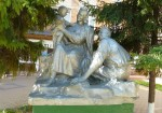 Памятники семье в Белгороде – серийные скульптуры