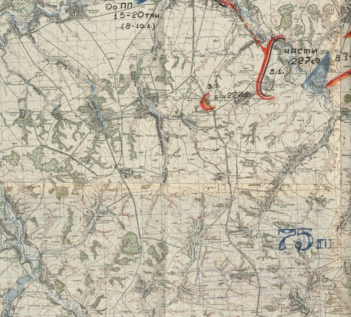 Все сёла белгородской области тамаровского района карта