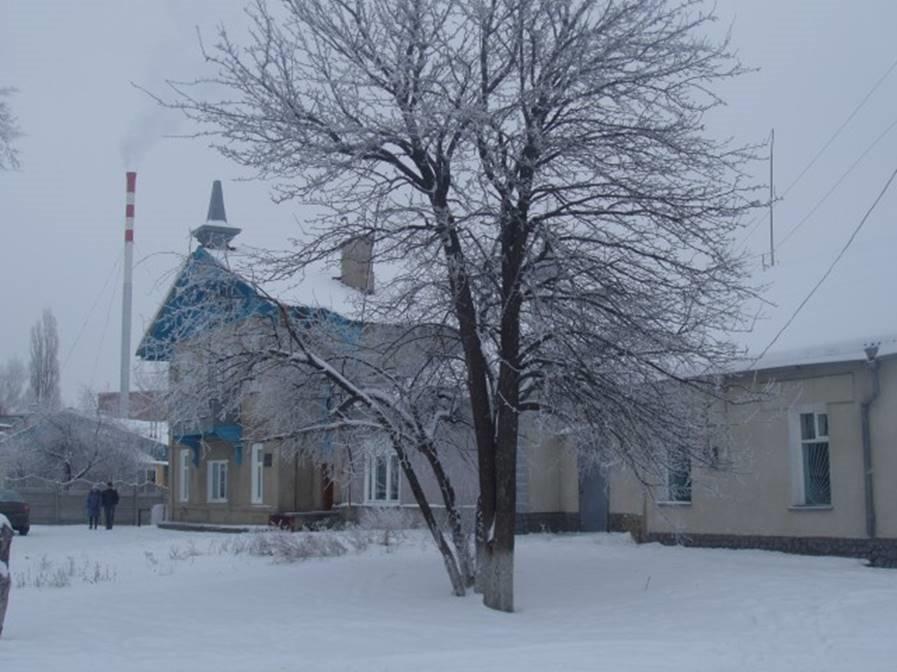 Усадьба белгородского городничего