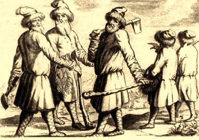 Крестьянские восстания