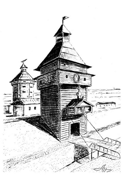 Белгородская крепость